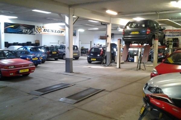 garage binnen w)