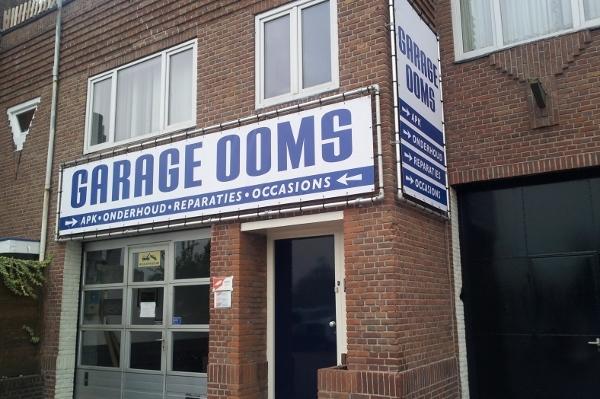 garage ooms buiten 3w